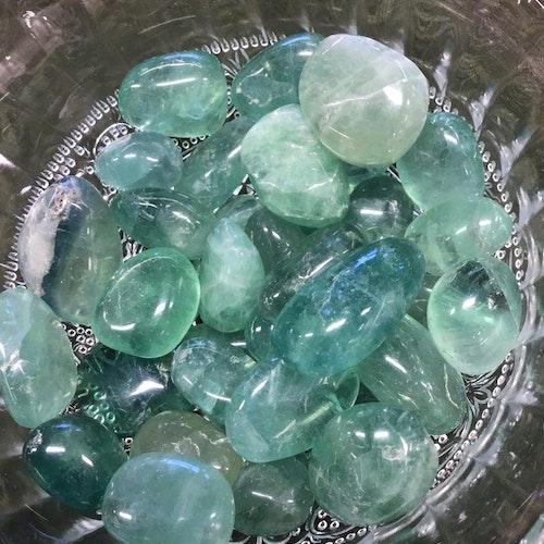Grön fluorit