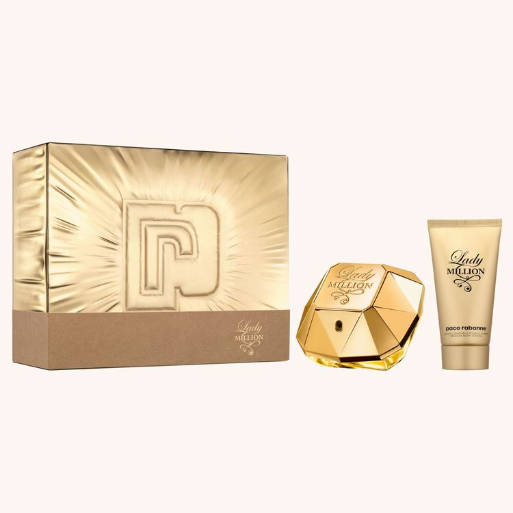 Paco Rabanne Lady Million presentbox Edp