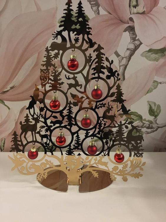 Julgransljushållare