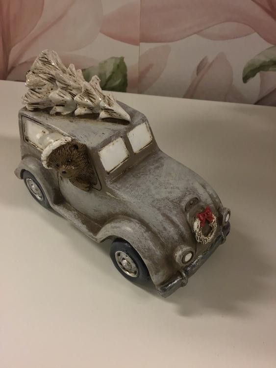 Tomtens bil