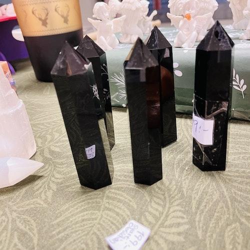 Svart Obsidian