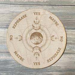 Triple moon - Pendulum board