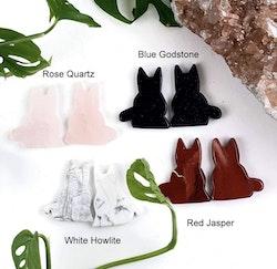 Katt mineralsten