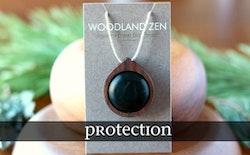 Beskyddar halsband