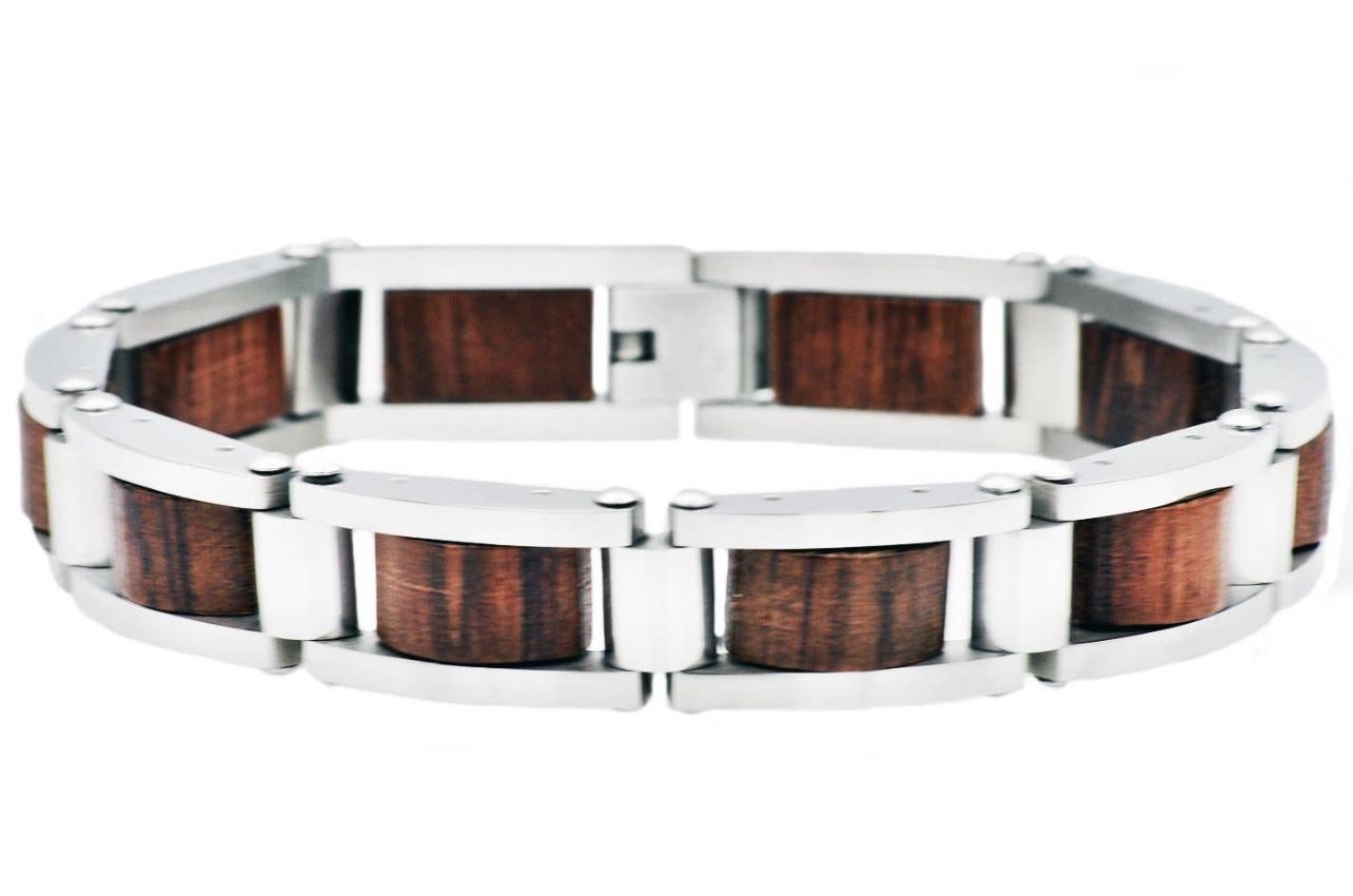 Trä armband