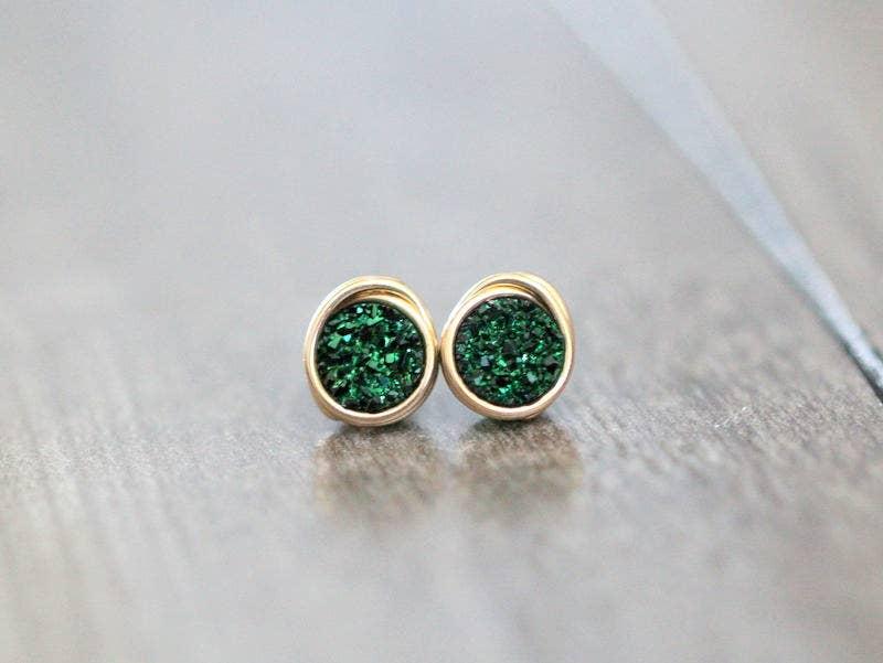 Emerald City Örhängen