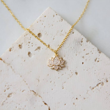 Lotus halsband