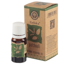 Organisk eterisk olja Patchouli 10 ml