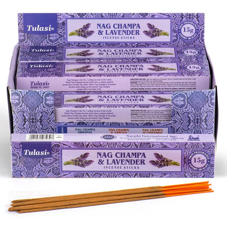 Nag Champa Lavendel