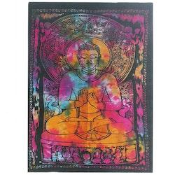 Bomullskonst Fredlig Buddha
