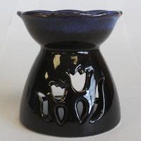 Tulpan Mörkblå/Svart