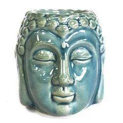 Buddhahuvud Turkos