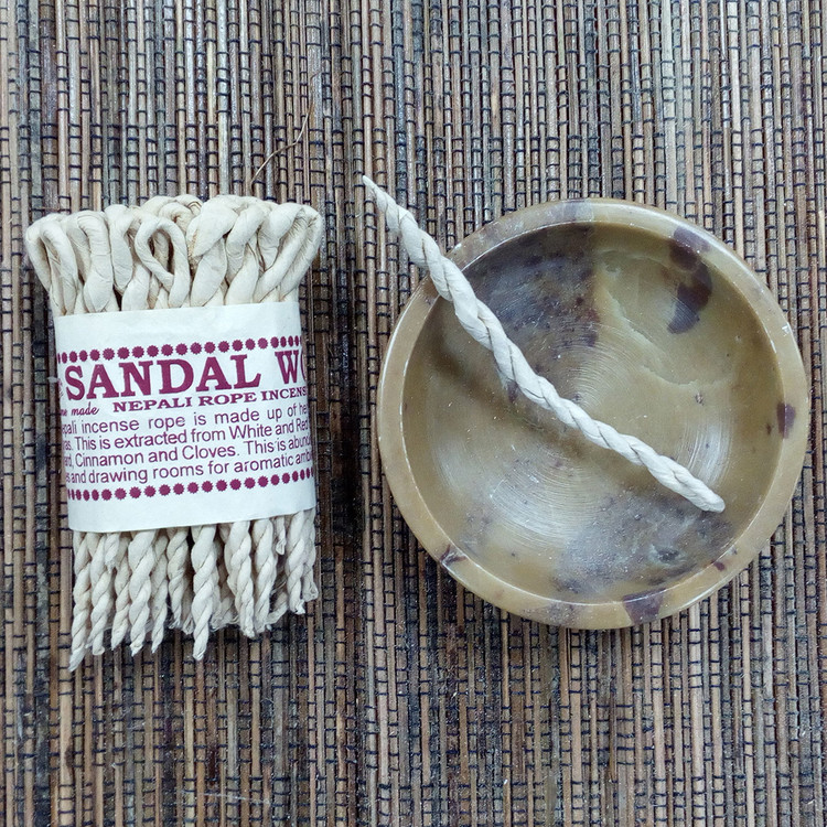 Rökelserep Sandalwood & Örter