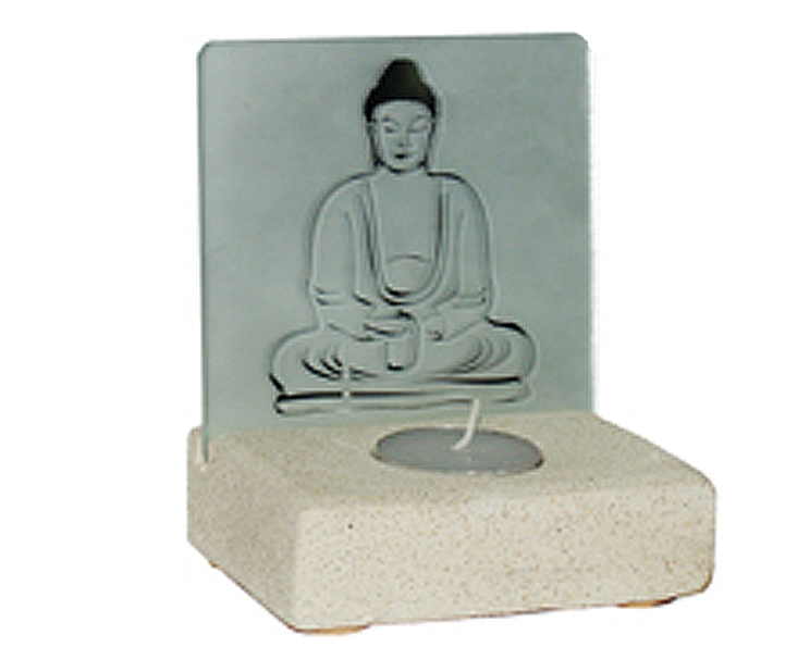 Ljushållare Buddha