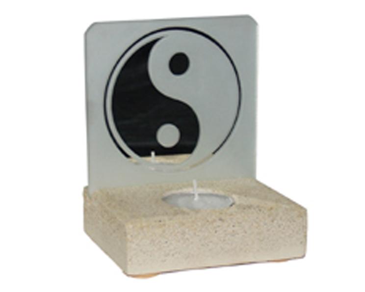 Ljushållare Yin Yang