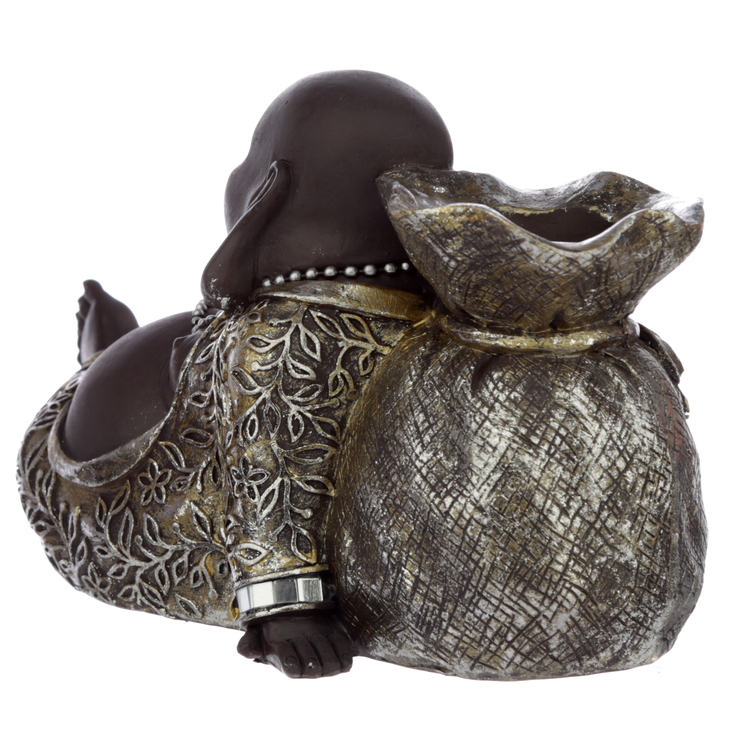 Happy Buddha Värmeljushållare