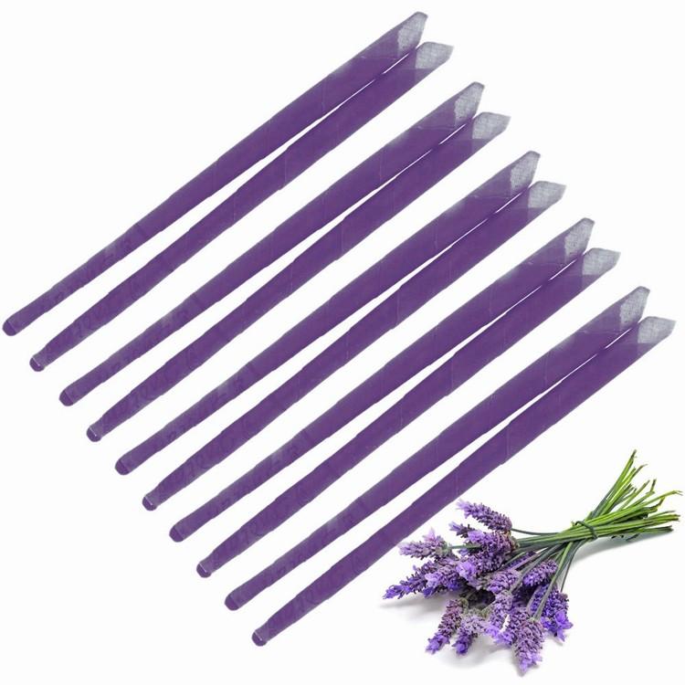 Öronljus Lavendel 1 st.