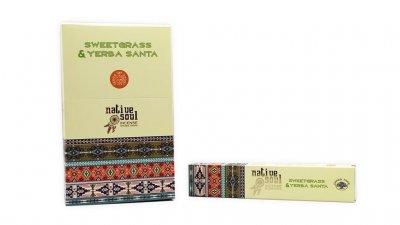 Sweetgrass & Yerba