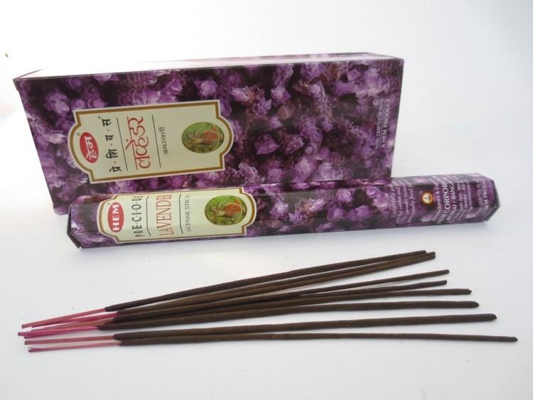 Rökelsepinnar Lavendel