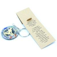 Nyckelring Orgonite Buddha / 7 Chakra