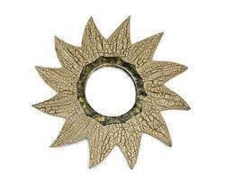 Spegel Antik Sol 30 cm