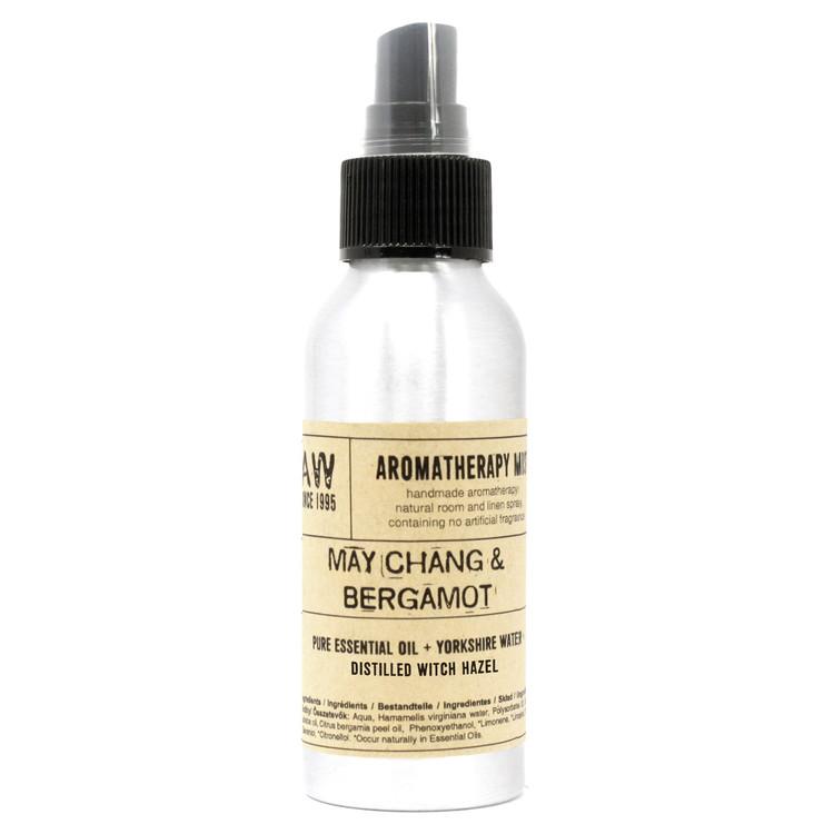 Rumsspray Eteriska oljor May Chang och Bergamot 100 ml