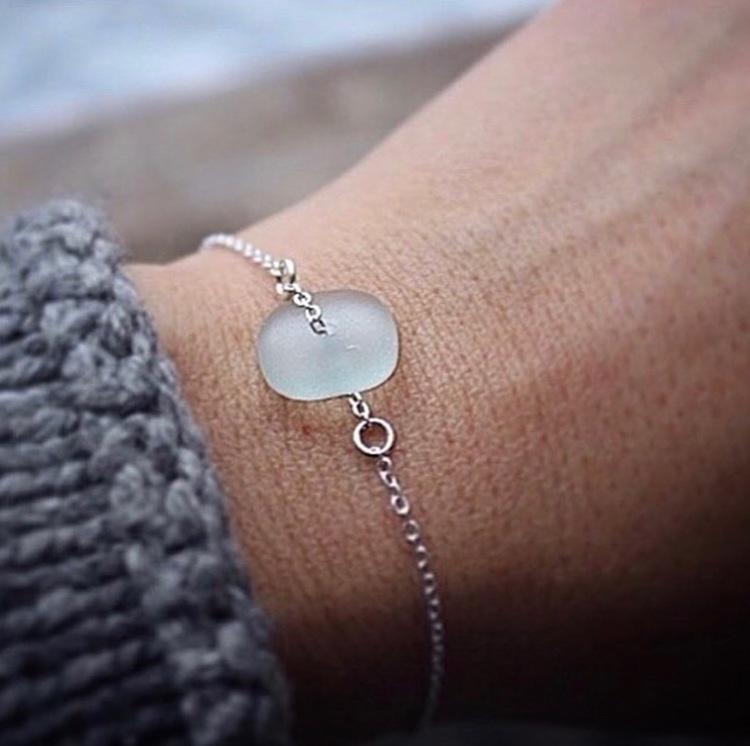 Oceanic Square armband