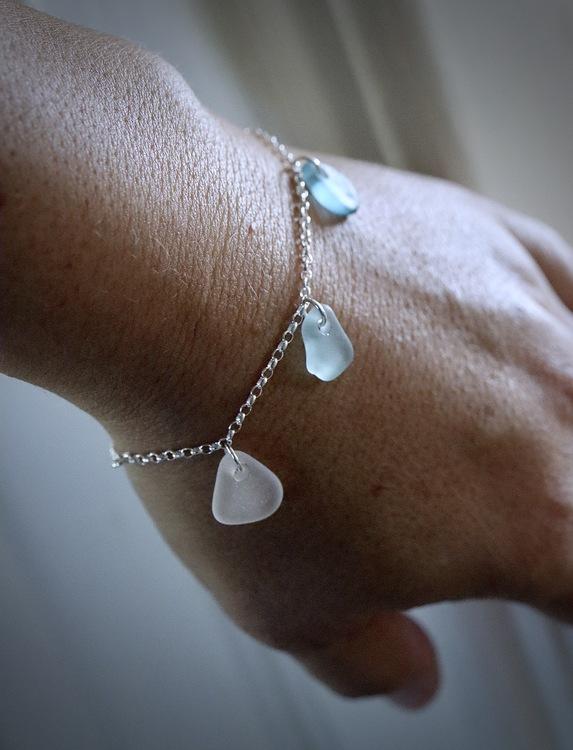 Treasure Hunter´s Frost armband