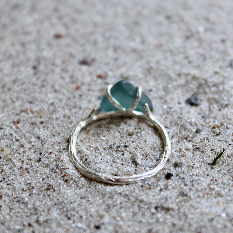 Longing for The Ocean ring
