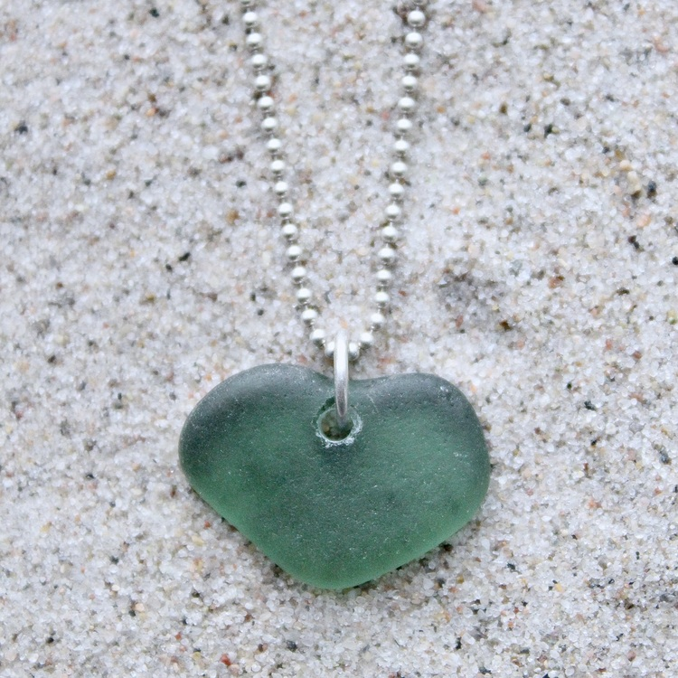 Wide Heart halsband