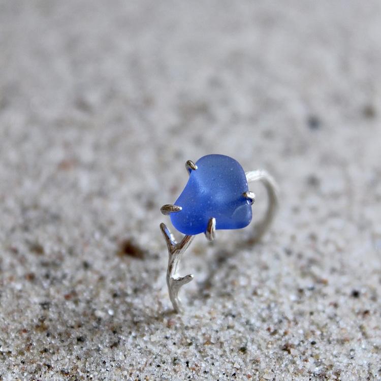 Bluest Blue ring