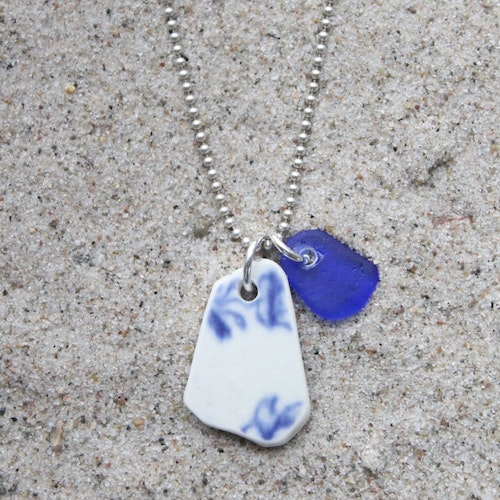 Perfect Match Bluebell halsband