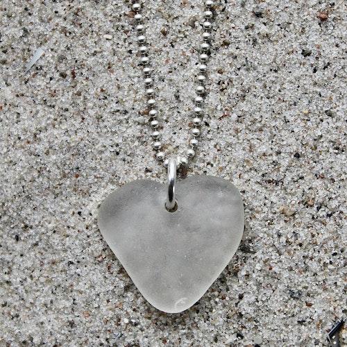 Heart halsband