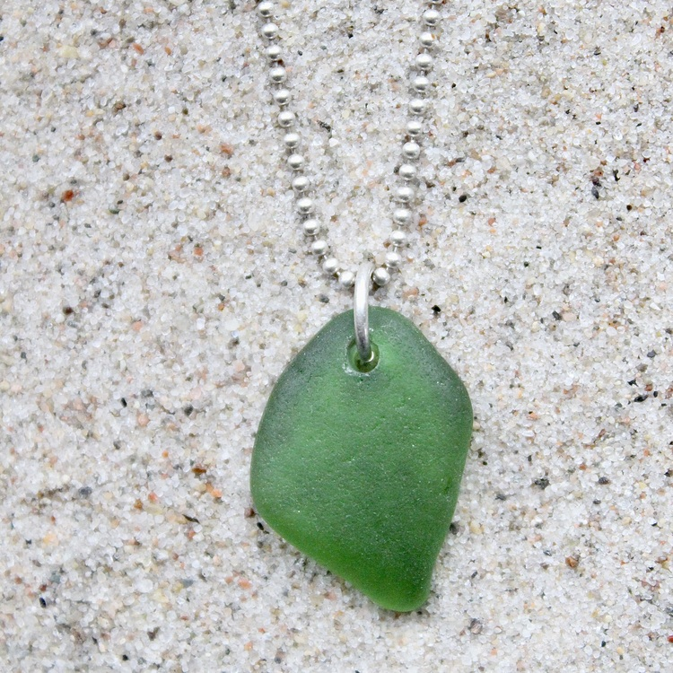 Leaf halsband