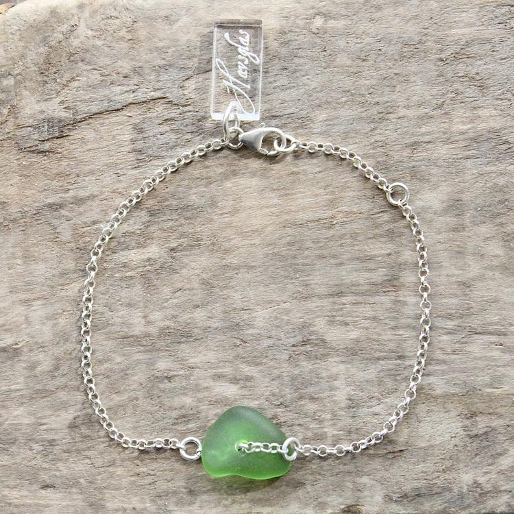 Emerald armband