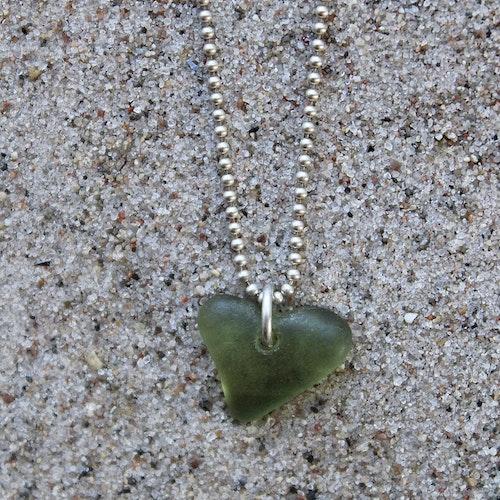 Greenheart halsband