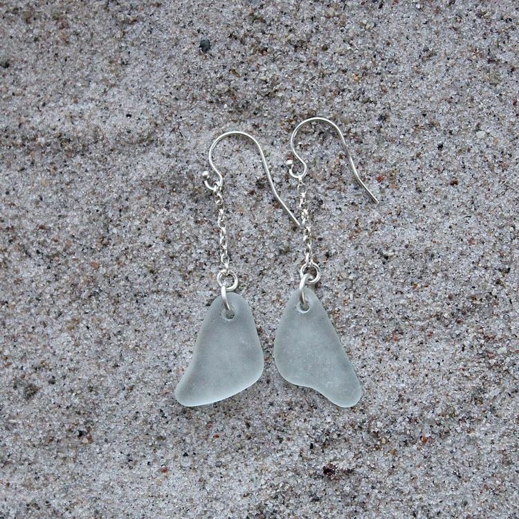 White Doves örhängen