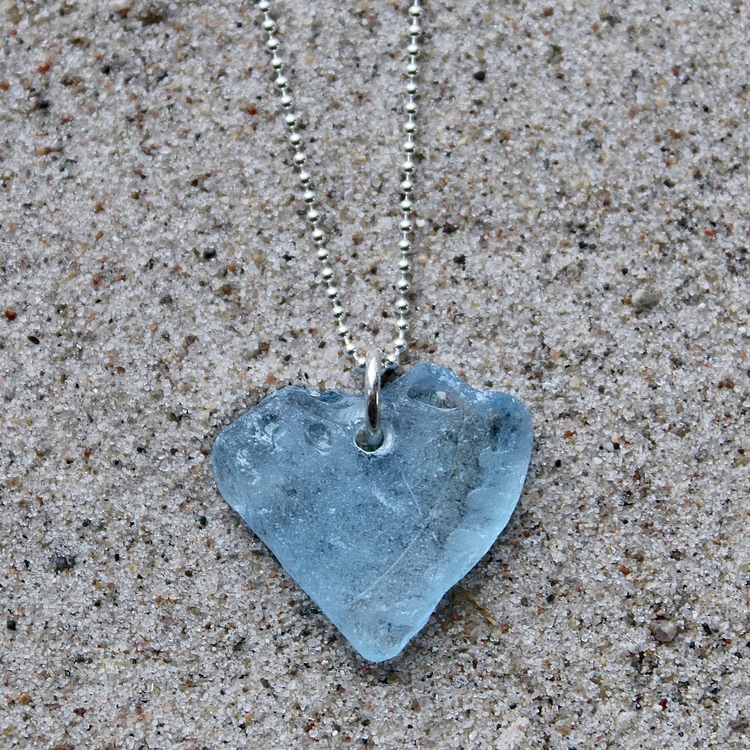 Treasurehunters Heart halsband