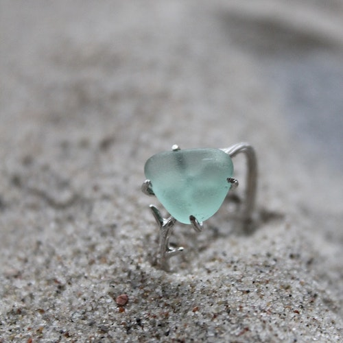 Mermaid´s Tear ring