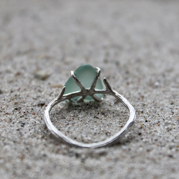 Mermaid´s Tear ring