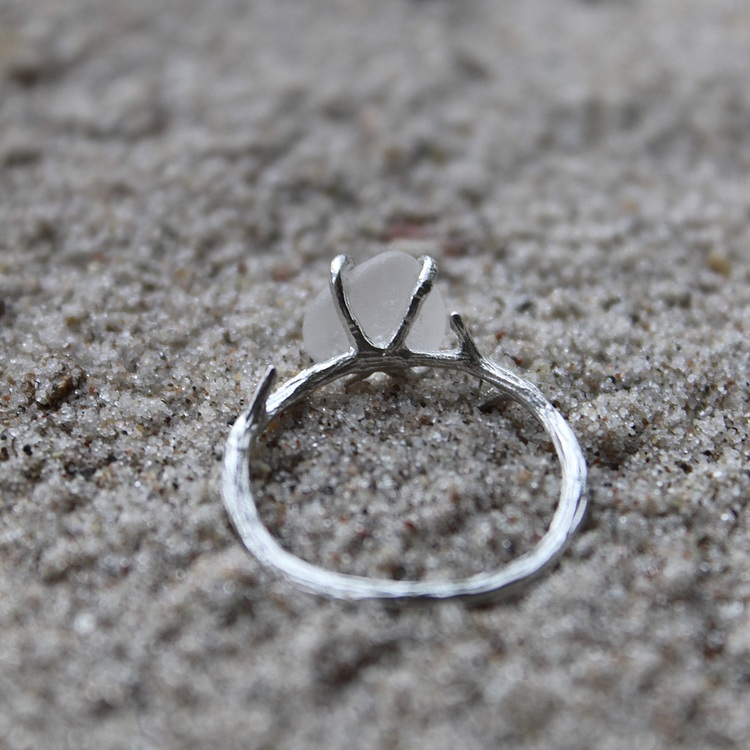 Pearl Of The Ocean ring