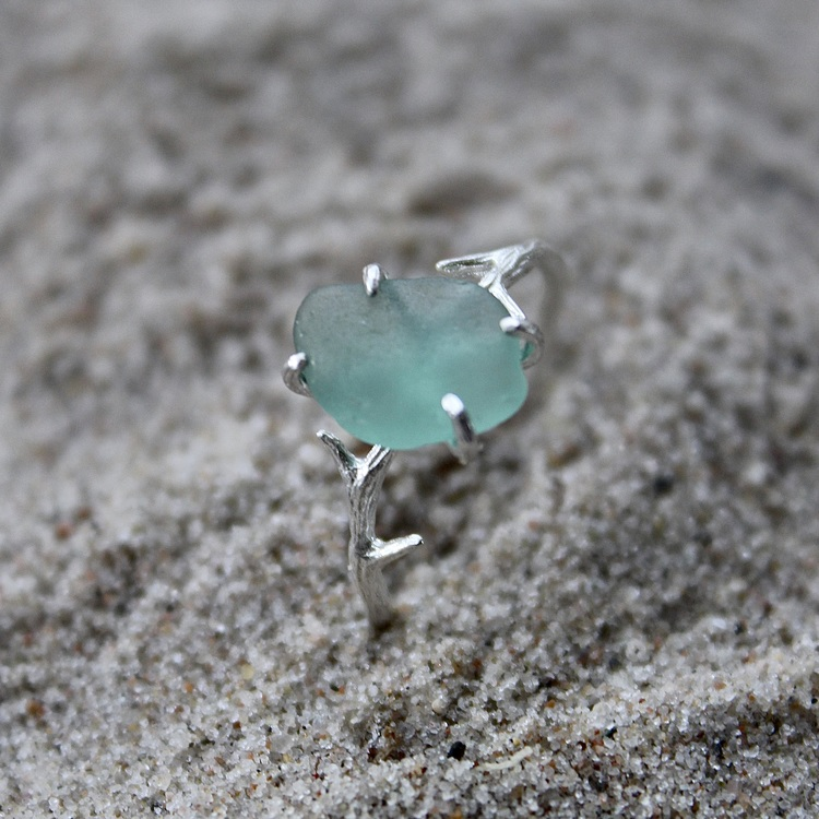 Blessed By The Sea ring
