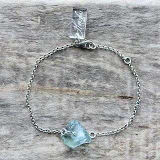 Blue Glacier armband