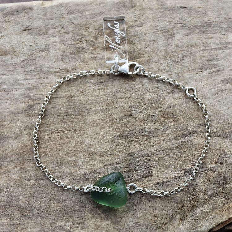 Evergreen armband