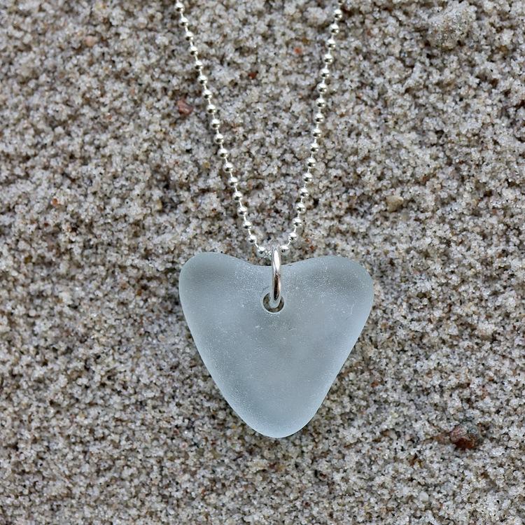 Seabound Heart halsband