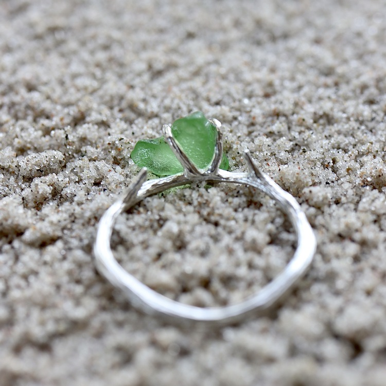 Spring Forest ring
