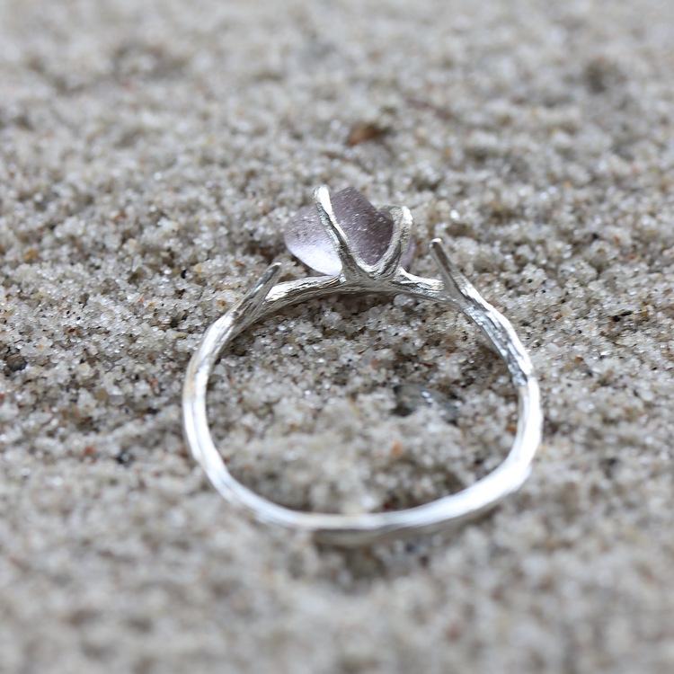 Rosy Rose ring