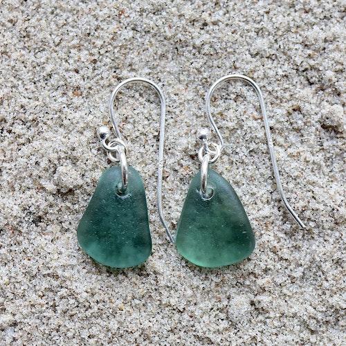 Treasurehunters Green örhängen