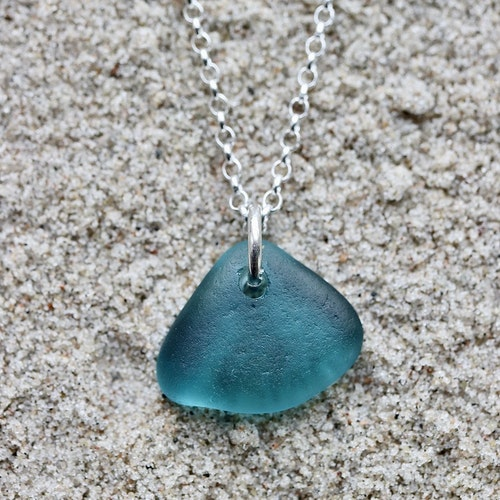 Oceanic Blue halsband