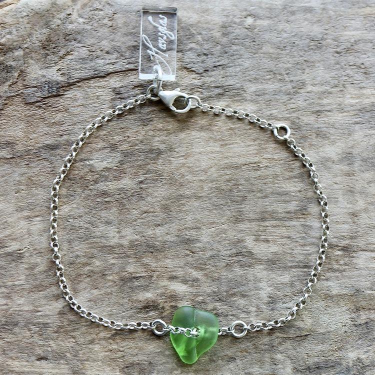Sparkling Green armband